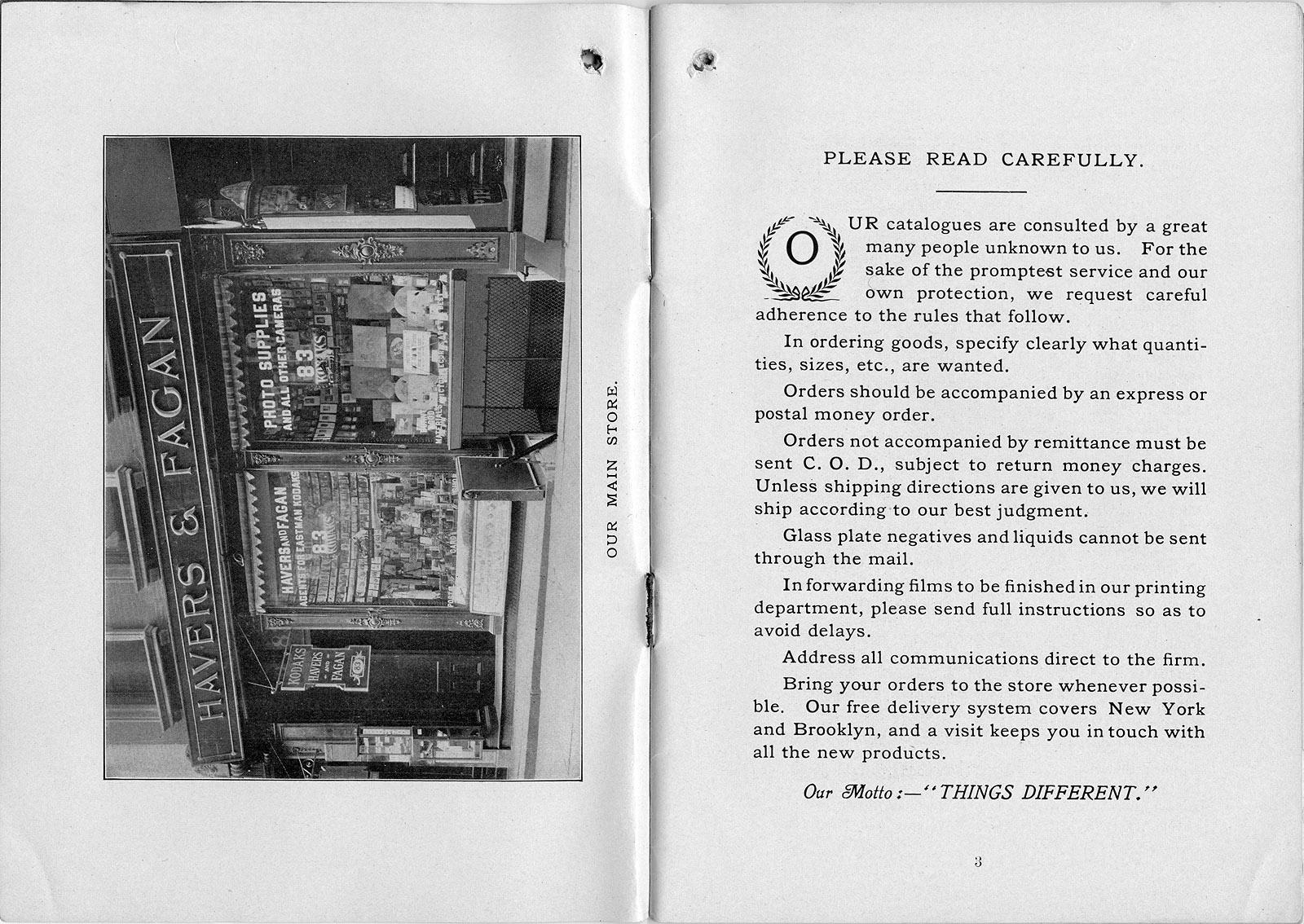 Havers & Fagan, c.1910