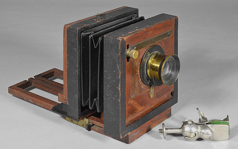 Scovill Mfg  Co /American Optical Co  Field View Cameras