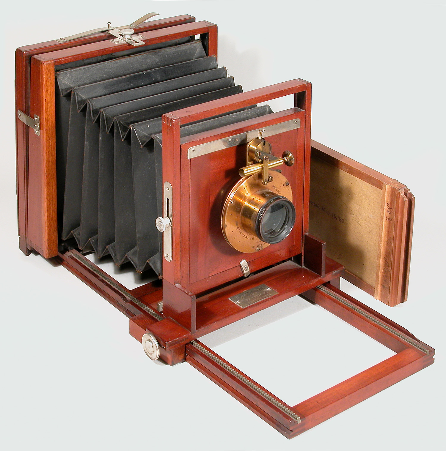 Blair Tourograph Amp Dry Plate Co Combination Camera