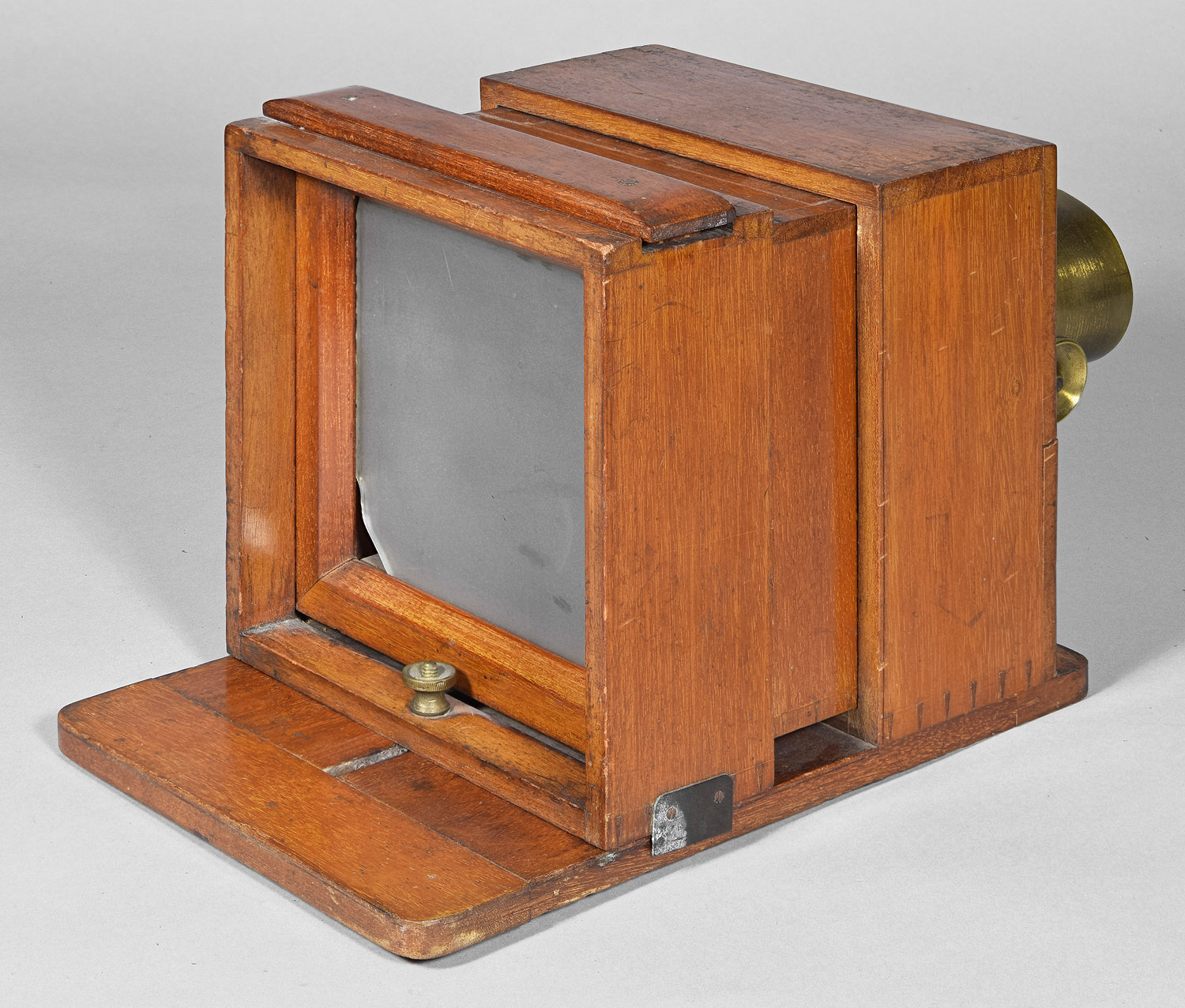 Wet Plate Sliding Box Camera C 1850